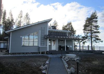 Loma-asunto - Pielinen Lieksa - 2015
