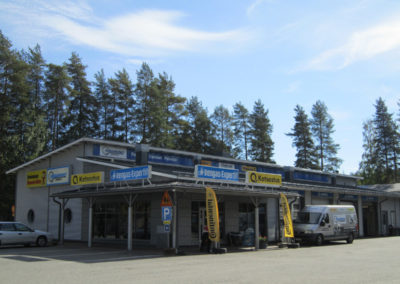 Joensuun Rengas-Expert - Liiketilat - Joensuu - 2005